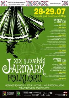 XIX Suwalski Jarmark Folkloru