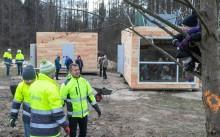 Budimex i leśna szkoła. Miejsce dla dzieci, które będą miały odwagę zmieniać świat [zdjęcia]