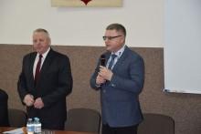 Inauguracyjna sesja Rady Gminy Szypliszki. Wójt oraz przewodniczący na kolejną kadencję
