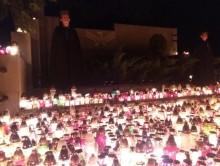 Światło Pamięci Niezwyciężonym. Akcja w Suwałkach