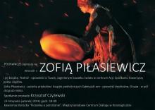 Spotkanie z Zofią Piłasiewicz w Pograniczu