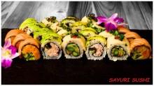 Sayuri Sushi. Orientalna kuchnia w centrum miasta