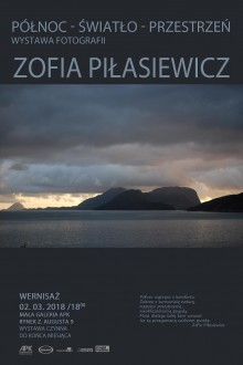 Wernisaż wystawy fotografii Zofii Piłasiewicz w APK