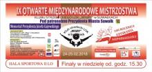 Międzynarodowe Mistrzostwa Klubu Strzeleckiego LOK Wigry