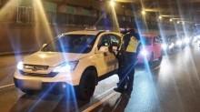 Ostatni weekend karnawału. Policjanci prowadzili działania Dyskoteka