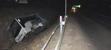Wypadek autobusu relacji Olsztyn-Suwałki. Trzy osoby ranne