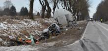 Sedranki. Śmiertelny wypadek. Kierowca ciężarówki nie zachował bezpiecznej odległości