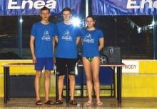 Pływanie - Grand Prix Puchar Polski. Dobre występy zawodników MUKS Olimpijczyk Suwałki [zdjęcia]