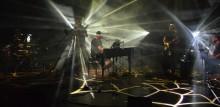 Kortez dał koncert w Suwałkach. Słowa, muzyka i światło [zdjęcia]