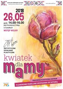 Art-Plast. Kwiatek dla mamy