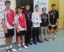 Badminton OOM. Trudni rywale suwalczan, każdy medal będzie sukcesem