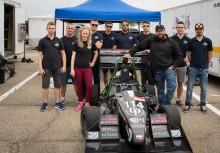 Politechnika Białostocka i jej Bolid CMS-04 na Formula SAE Michigan