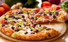 Trzy vouchery do pizzerii