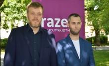 """Partia Razem zbiera podpisy za krótszym dniem pracy. Suwalczanin Marcin Birgiel """"jedynką"""" w wyborach"""