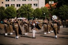 Wielkie święto straży Granicznej w Kętrzynie [zdjęcia]