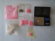 Augustów. Narkotyki w mieszkaniu 20-latka