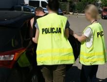 Gmina Sejny. Przywiązali 32-latka do drzewa i zostawili w lesie