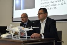 Automatyka i drony czyli nowoczesne technologie w rolnictwie. Konferencja [zdjęcia]