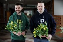 Politechnika Białostocka. W czwartek do pań z tulipanem, za tydzień z otwartymi drzwiami