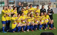 Piłkarki RESO Akademia 2012 w niedzielę zagrają w Suwałkach. Turniej na sztucznym boisku SP 10