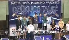 Pływanie. Siedem medali suwalczan w Pucharze Dżuków [zdjęcia]