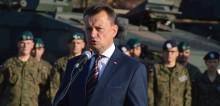Minister Mariusz Błaszczak: Podjąłem decyzję o odbudowaniu pułku w Suwałkach [wideo i zdjęcia]