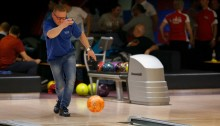 Suwalska Liga Bowlingowa. Zaczęła się zabawa, potrwa do lutego [wideo i zdjęcia]