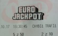 Eurojackpot. Główna wygrana wciąż 390mln, a II stopnia - aż 100 mln zł