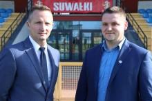 Wybory 2018. Sylwester Cimochowski z poparciem prezesa Podlaskiego Związku Piłki Nożnej