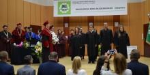 PWSZ w Suwałkach. Czternasta inauguracja, studia na 15 kierunkach [wideo i zdjęcia]