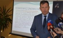 Grzegorz Mackiewicz, kandydat PiS do prezydenta Czesława Renkiewicza: Kto tu kłamie?