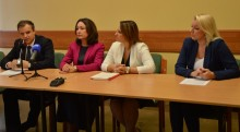 Mariusz Szmidt, kandydat Koalicji Obywatelskiej na prezydenta Suwałk: Za mało jest kobiet w polityce