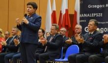 Beata Szydło na konwencji PiS w Suwałkach: Teraz czas na samorządy [zdjęcia]