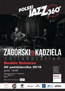 Koncert Zagórski&Kądziela Collaboration