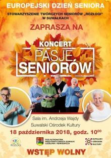 Europejski Dzień Seniora w Suwałkach