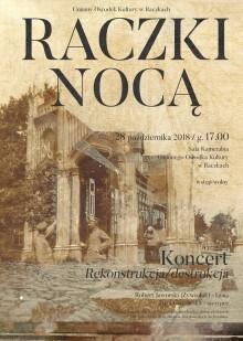 Koncert Raczki Nocą