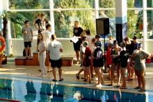 Pływanie. Udana inauguracja sezonu 2018/19 pływaków MUKS Olimpijczyk Suwałki [zdjęcia]