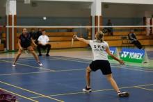 Badminton. Po drugiej rundzie ekstraklasy Technik liderem, SKB Litpol-Malow wiceliderem [zdjęcia]