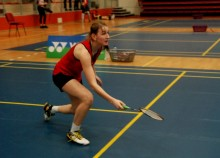 Badminton. Udany występ młodych suwalczan na Grand Prix JM i MM
