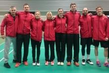 Badminton. SKB Litpol-Malow Suwałki i Hubal Białystok ograli słabeuszy, policzą się w niedzielę