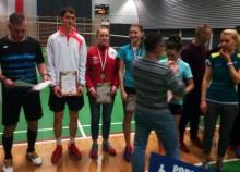 SKB Track-Tec wicemistrzem Podlaskiej ligi Badmintona
