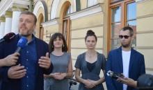 Partia Razem w Suwałkach. Równe prawa i opieka ginekologiczna dla kobiet, transport dla wszystkich