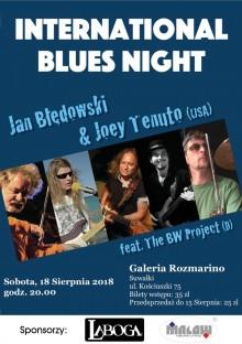 Jan Błędowski & Joey Tenuto (USA) feat.The BW Project