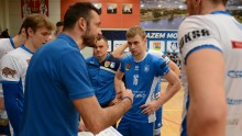 PlusLiga. GKS Katowice nas nie wyprzedził, w debiucie Dima Skory poprowadził Czarnych do zwycięstwa
