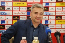 Kamil Socha trenerem Biało-Niebieskich. Od Adama Nawałki do Wigier Suwałki [wideo]