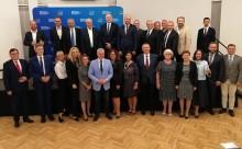 Koalicja Obywatelska i kandydaci do sejmiku. Anna Naszkiewicz i Waldemar Kwaterski na czele