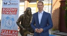 Sławomir Sieczkowski, kandydat Mieszkańców Suwałk na prezydenta: Dom jest, pora zadbać o mieszkańców