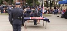 Areszt Śledczy w Suwałkach otrzymał sztandar [wideo]