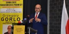 Grzegorz Gorlo, kandydat Suwalskiego Porozumienia Prawicy na prezydenta: Już bez partyjnych sznurków