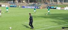 Falubaz Zielona Góra – Wigry Suwałki 0:1. Pierwszoligowcy wygrali oszczędnym składem